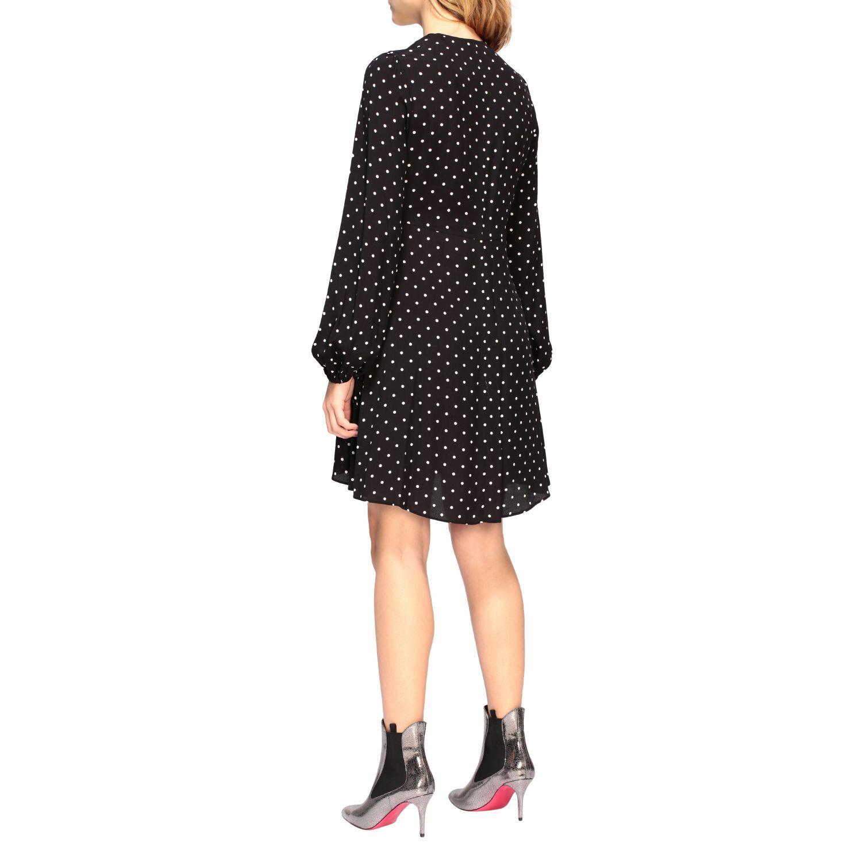 Dress Pinko: Dress women Pinko black 2