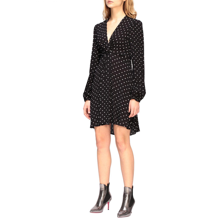 Dress Pinko: Dress women Pinko black 3