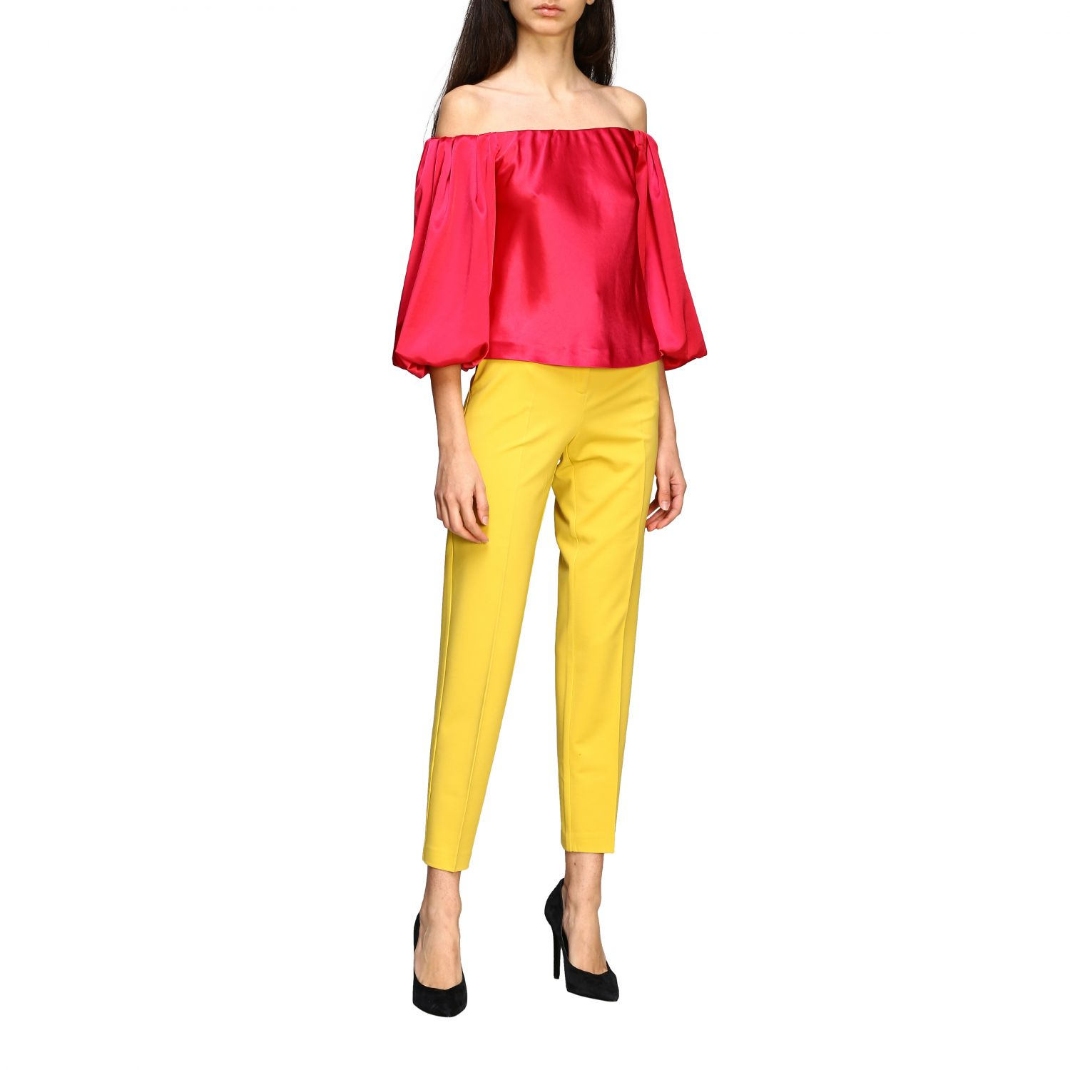 Top women Pinko red 2