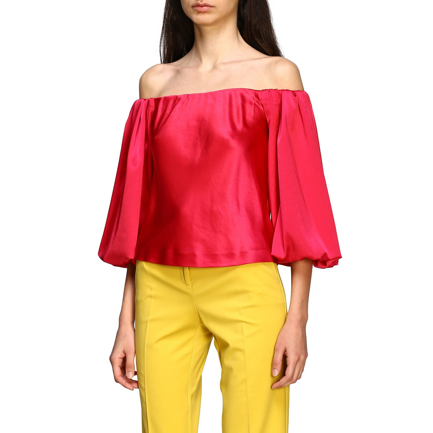 Top women Pinko red 4