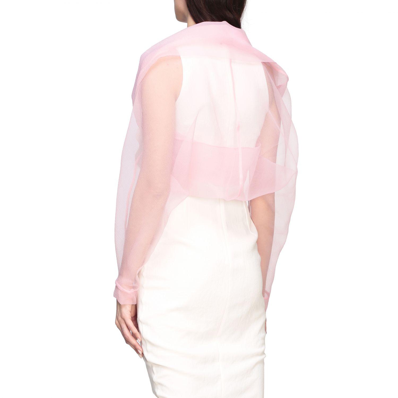 Cardigan femme Pinko rose 3