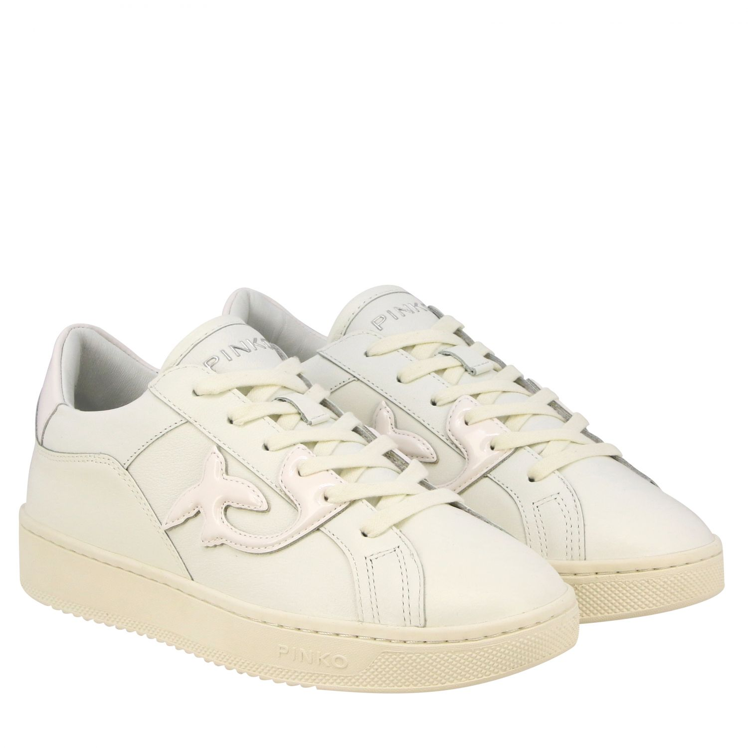 Shoes women Pinko white 2