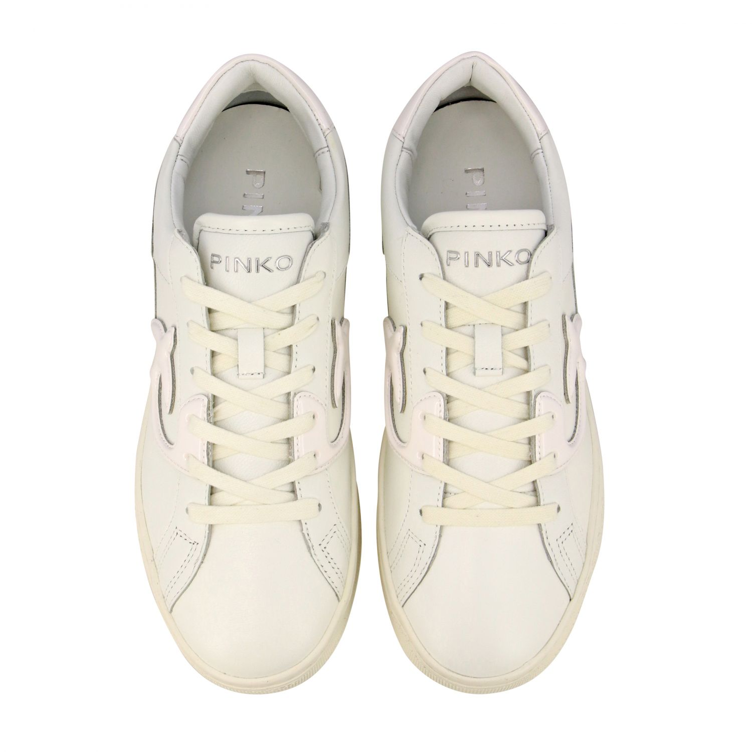 Shoes women Pinko white 3
