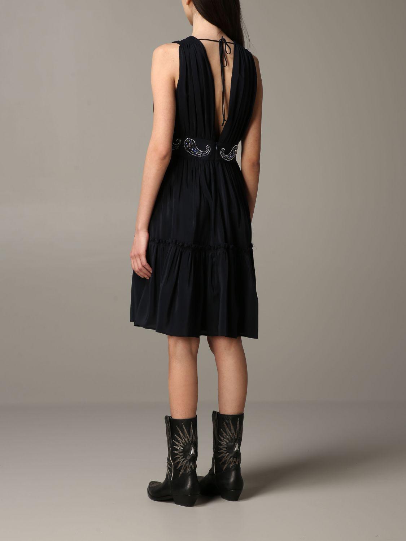 Платье Женское Golden Goose синий 3