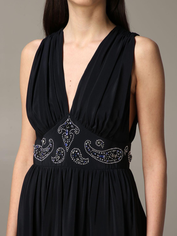 Платье Женское Golden Goose синий 5