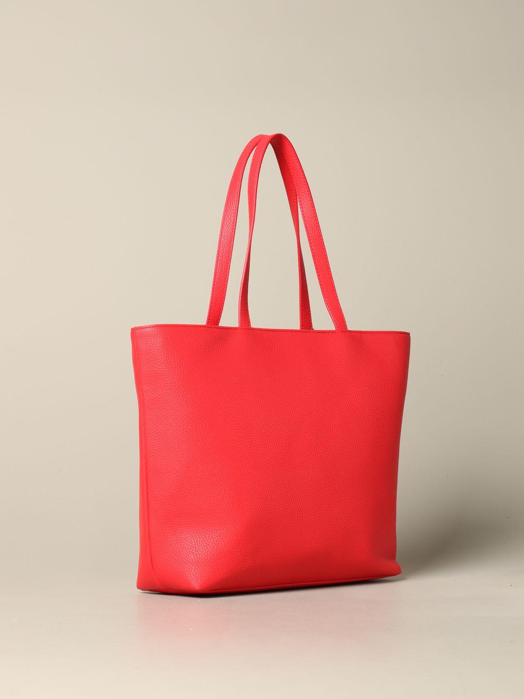 Shoulder bag women Armani Exchange coral 2