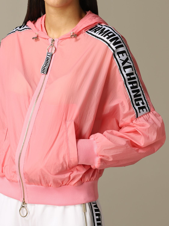 Jacket Armani Exchange: Jacket women Armani Exchange pink 3