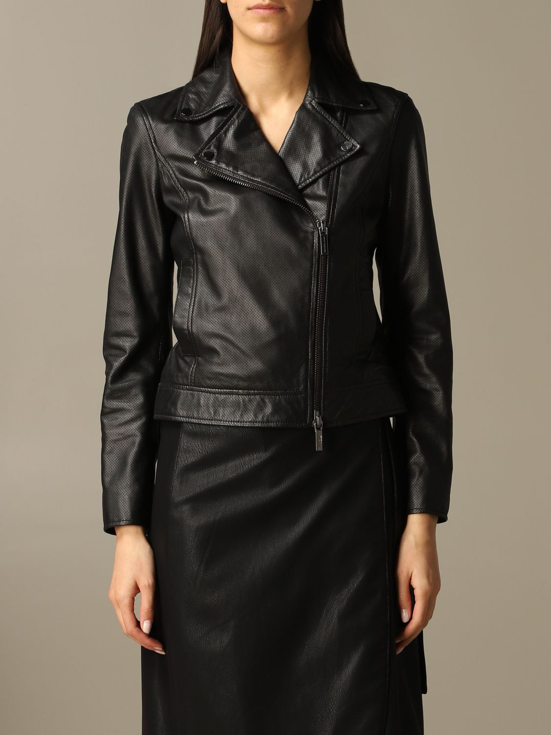 Jacket Armani Exchange: Jacket women Armani Exchange black 1
