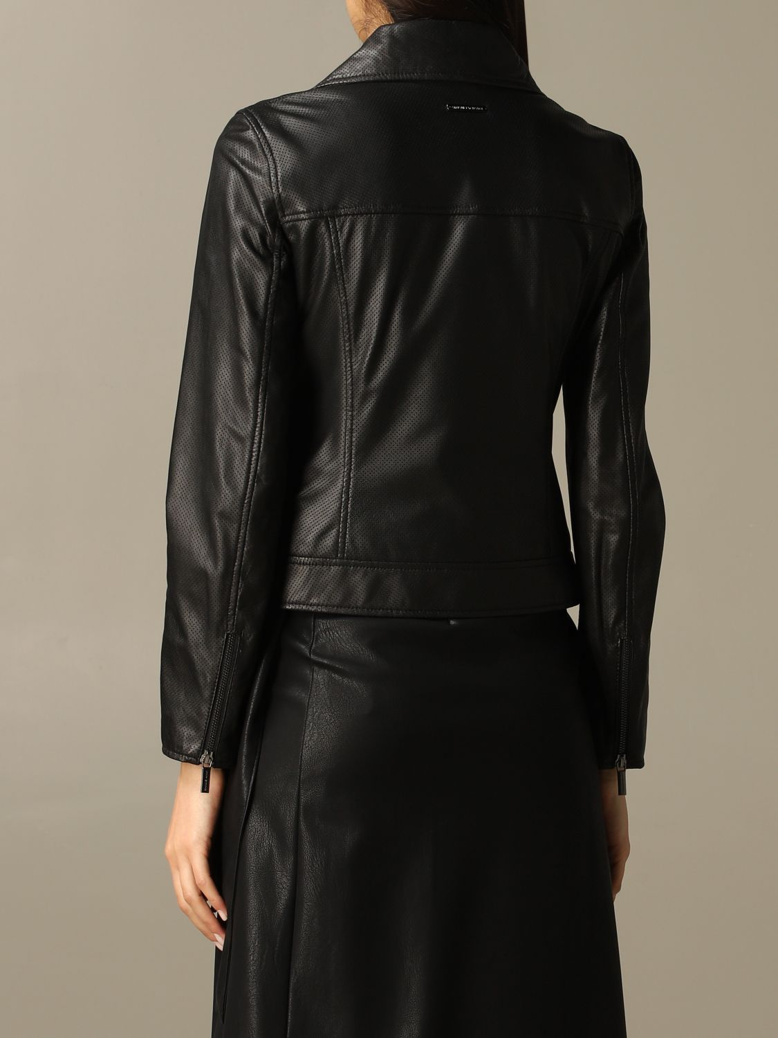 Jacket Armani Exchange: Jacket women Armani Exchange black 2