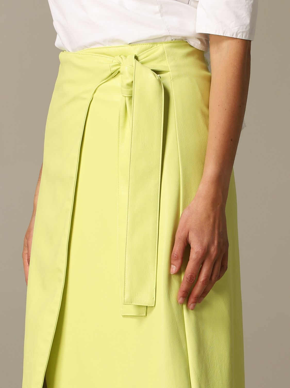 Skirt Armani Exchange: Skirt women Armani Exchange lime 3