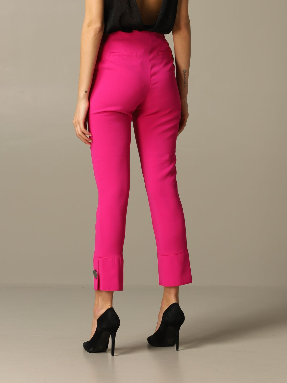 Trousers Armani Exchange: Trousers women Armani Exchange fuchsia 2