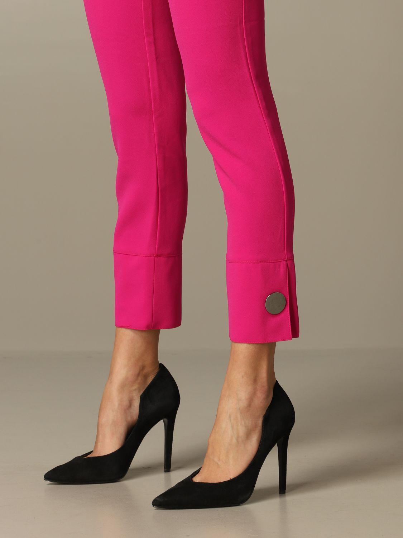 Trousers Armani Exchange: Trousers women Armani Exchange fuchsia 3