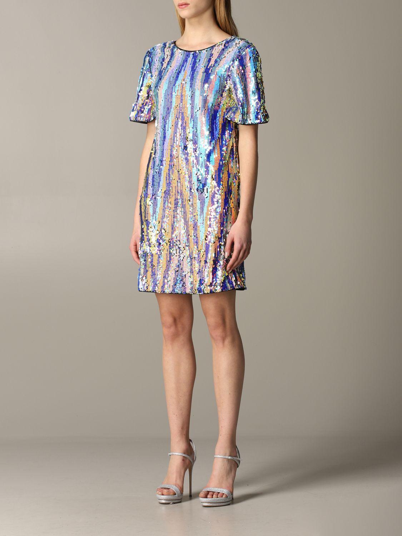 Dress Armani Exchange: Dress women Armani Exchange water 3
