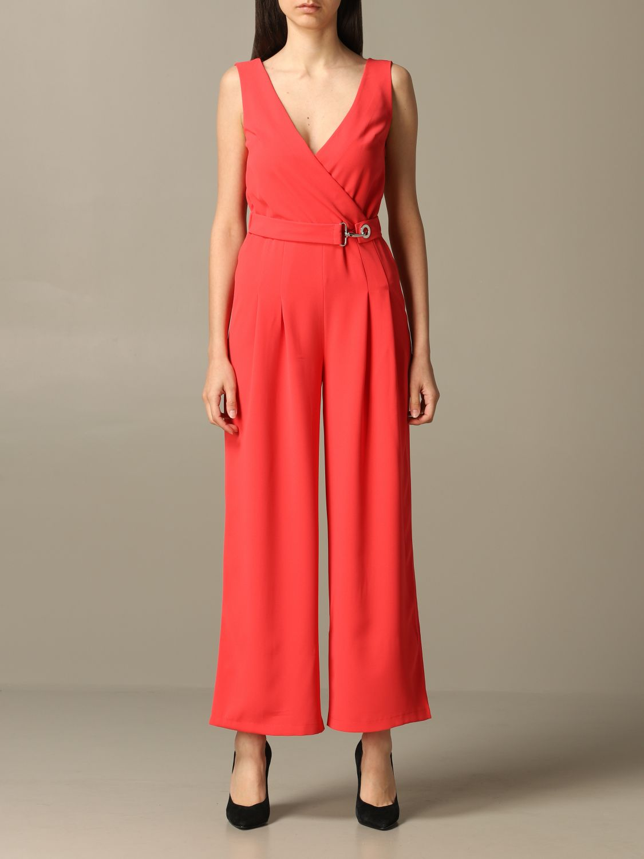 Jumpsuits Armani Exchange: Dress women Armani Exchange coral 1