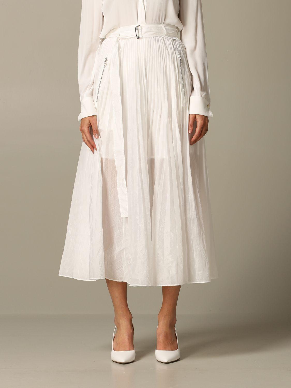 Skirt Armani Exchange: Skirt women Armani Exchange white 1