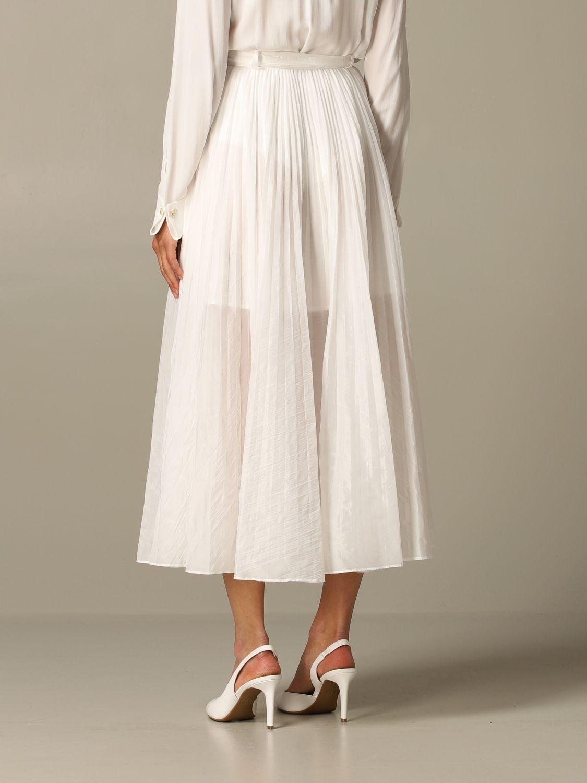 Skirt Armani Exchange: Skirt women Armani Exchange white 2