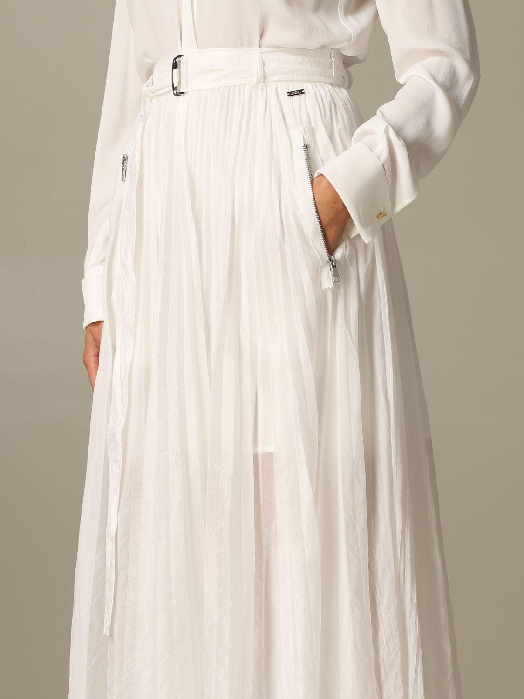 Skirt Armani Exchange: Skirt women Armani Exchange white 3