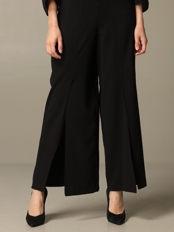Trousers Armani Exchange: Trousers women Armani Exchange black 3