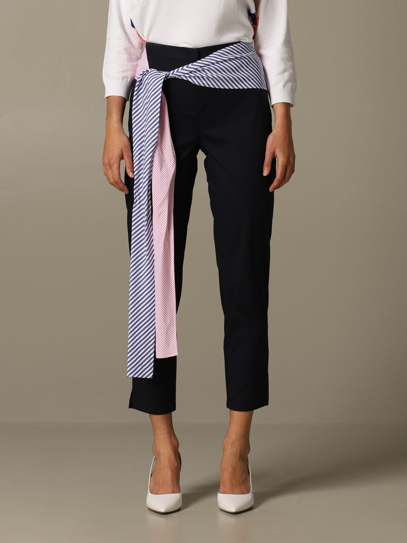 Trousers Armani Exchange: Trousers women Armani Exchange blue 1