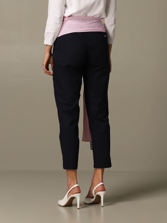 Trousers Armani Exchange: Trousers women Armani Exchange blue 2