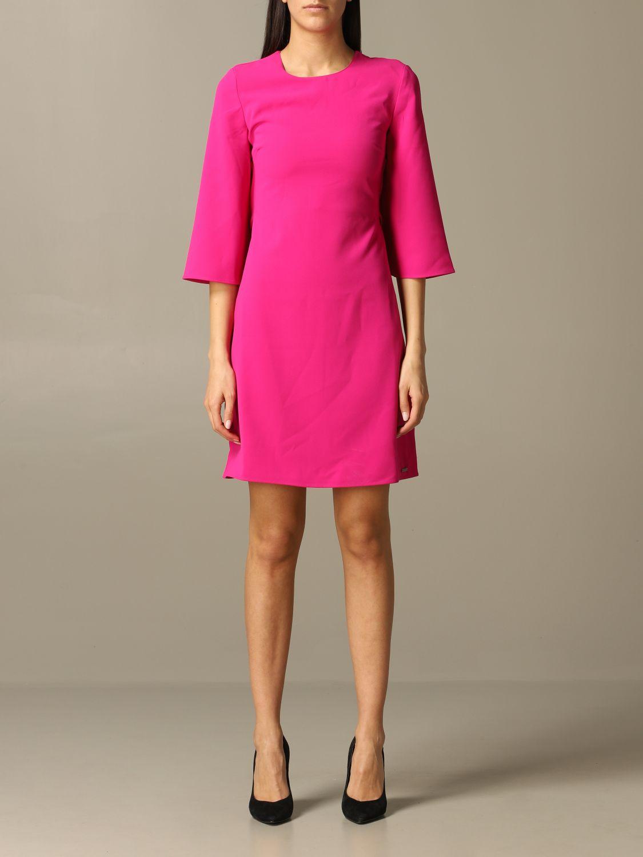 Dress Armani Exchange: Dress women Armani Exchange fuchsia 1