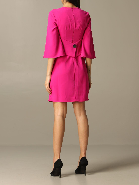 Dress Armani Exchange: Dress women Armani Exchange fuchsia 2
