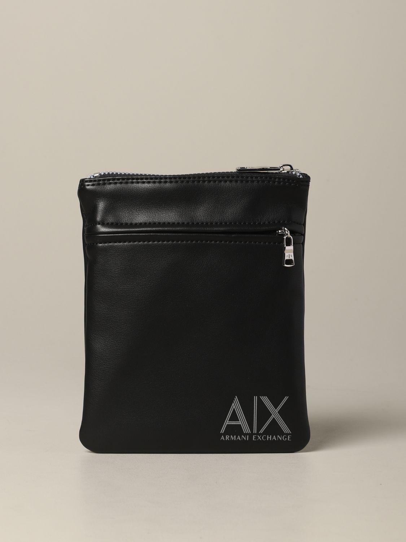 Bags men Armani Exchange black 1