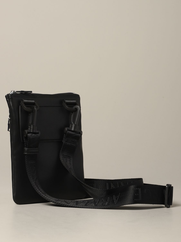 Bags men Armani Exchange black 2
