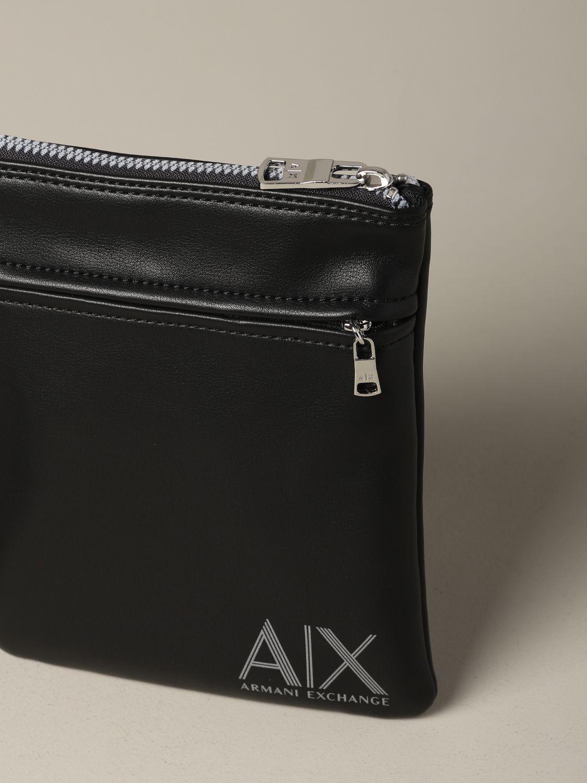 Bags men Armani Exchange black 3