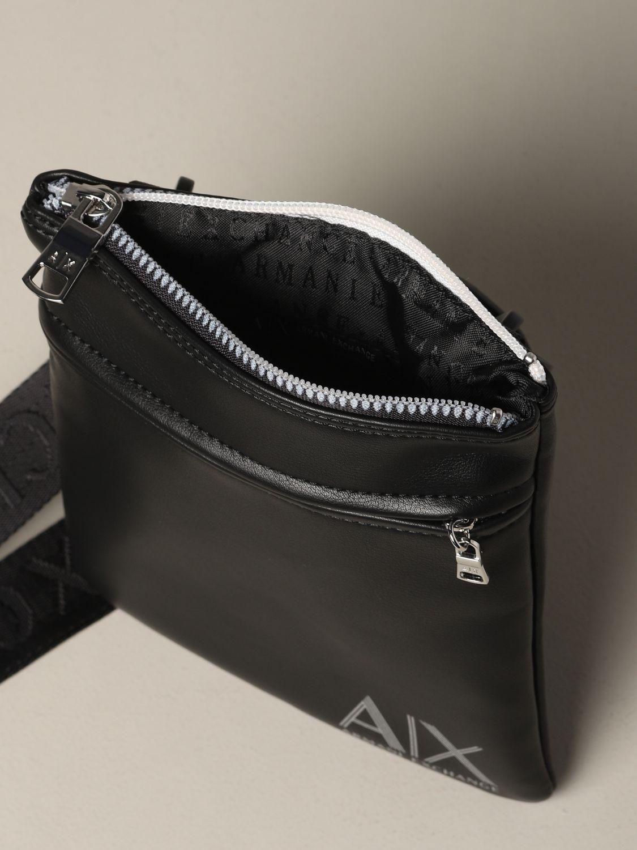 Bags men Armani Exchange black 4