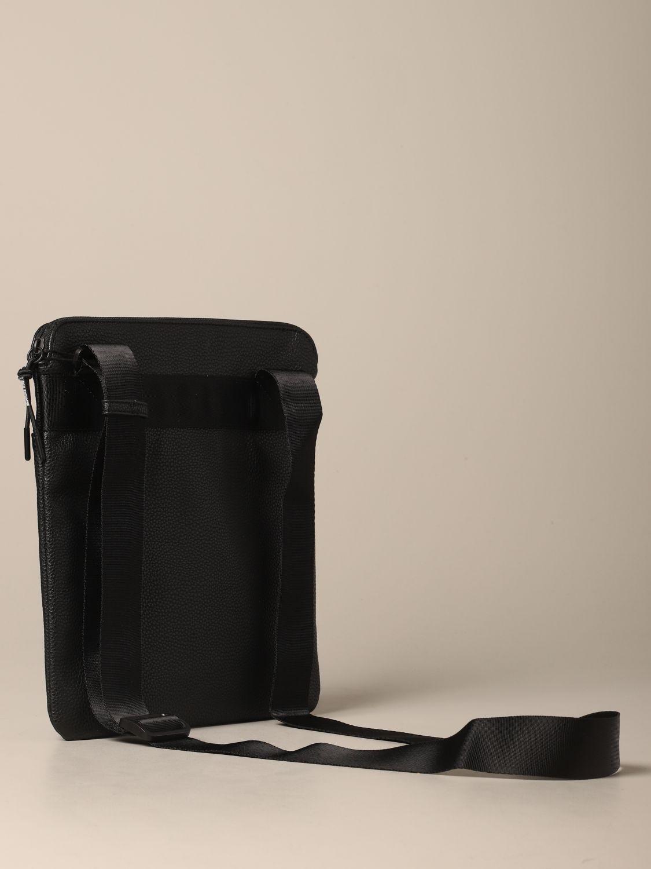Shoulder bag Armani Exchange: Bags men Armani Exchange black 2