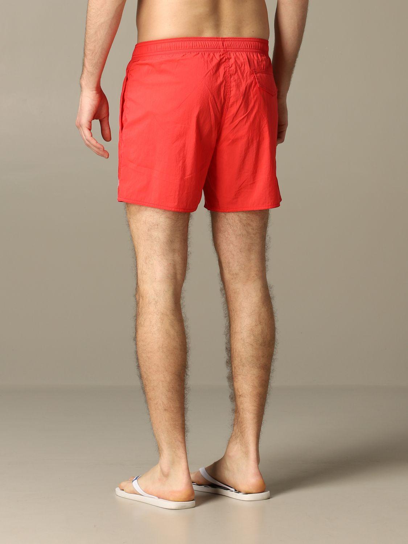 Swimsuit Armani Exchange: Armani Exchange boxer swimsuit coral 2