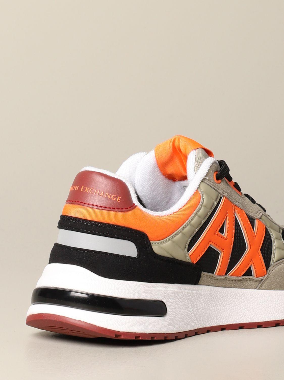 Sneakers Armani Exchange: Schuhe herren Armani Exchange schwarz 3