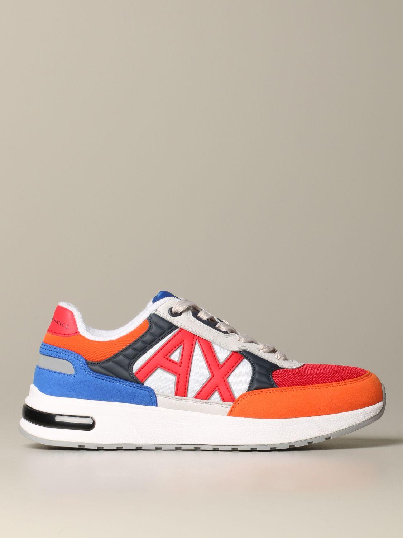 Sneakers Armani Exchange XUX052 XV205