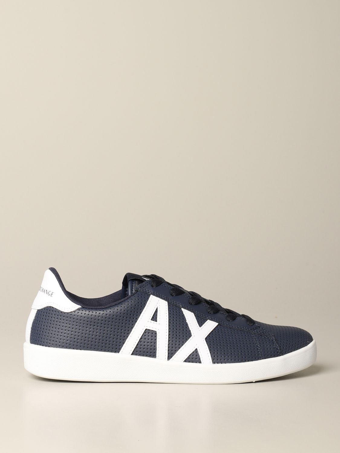 Sneakers Armani Exchange: Schuhe herren Armani Exchange blau 1