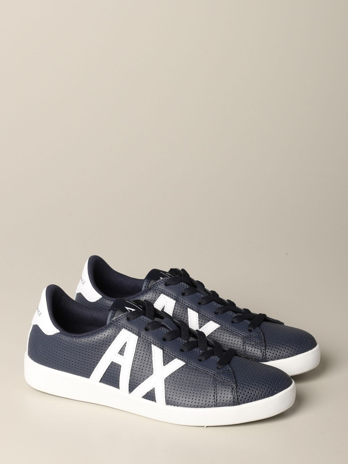 Sneakers Armani Exchange: Schuhe herren Armani Exchange blau 2