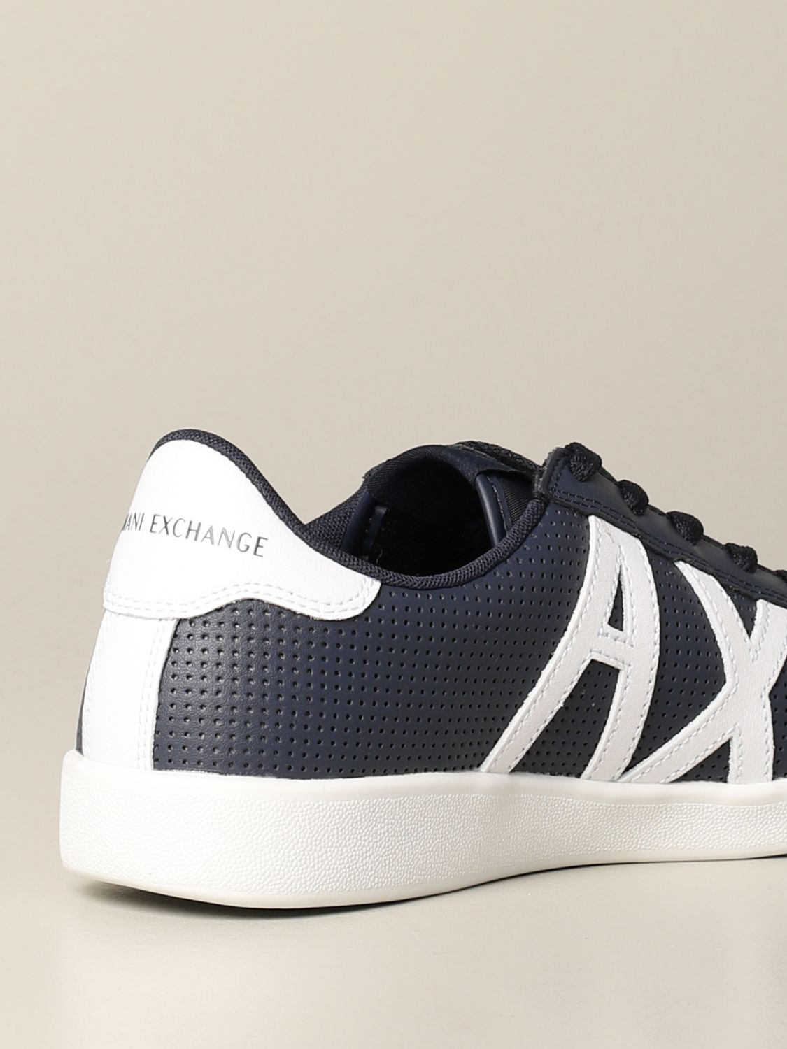 Sneakers Armani Exchange: Schuhe herren Armani Exchange blau 3