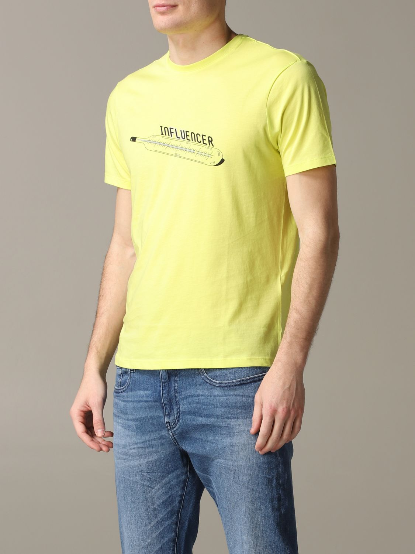 Футболка Armani Exchange: Футболка Мужское Armani Exchange желтый 4