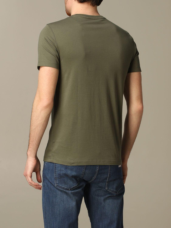 T-Shirt Armani Exchange: T-shirt herren Armani Exchange military 2