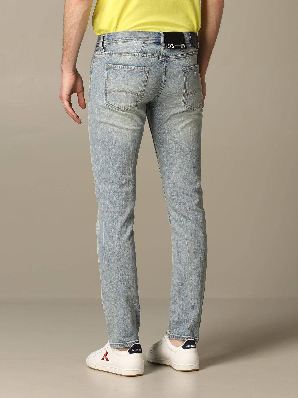 Jeans Armani Exchange: Armani Exchange slim stretch jeans stone washed 2