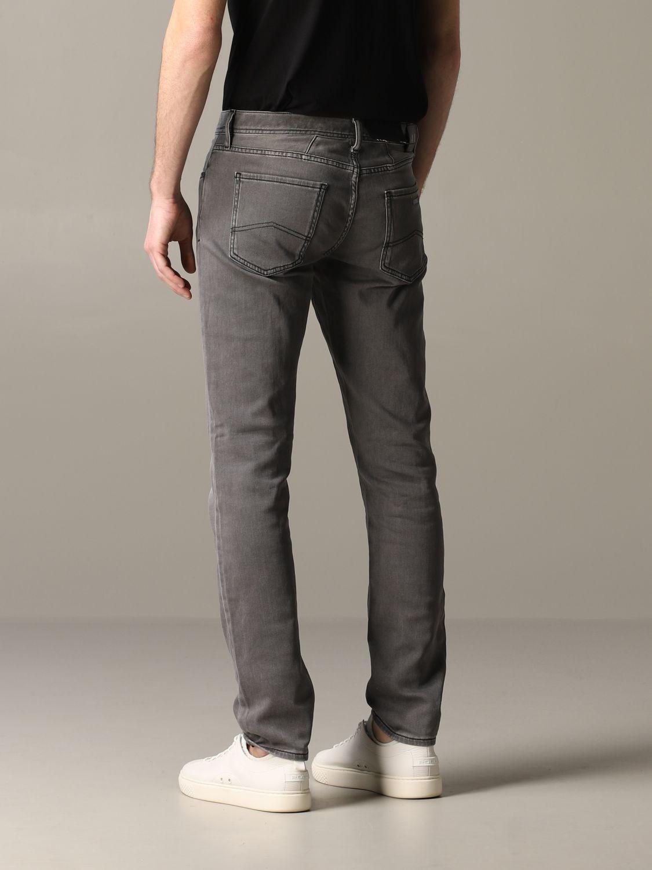 Jeans Armani Exchange: Armani Exchange Slim Fit Jeans grau 3