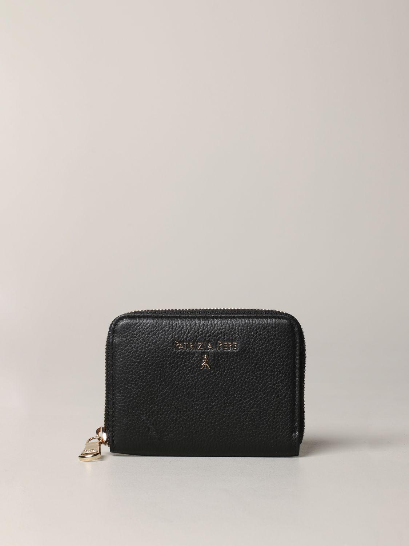 Wallet women Patrizia Pepe black 1