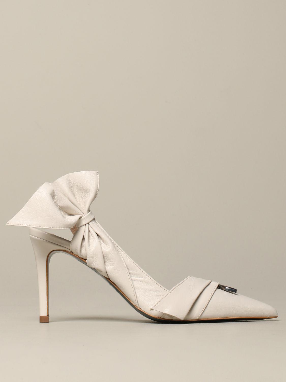 鞋 女士 Patrizia Pepe 奶油黄 1