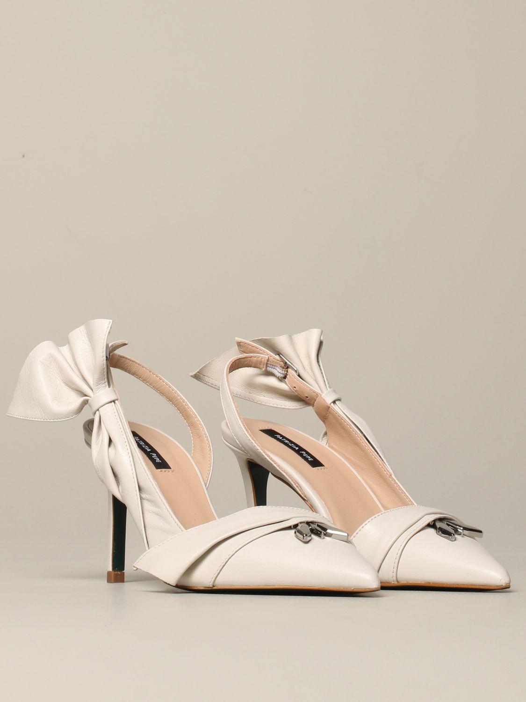 鞋 女士 Patrizia Pepe 奶油黄 2