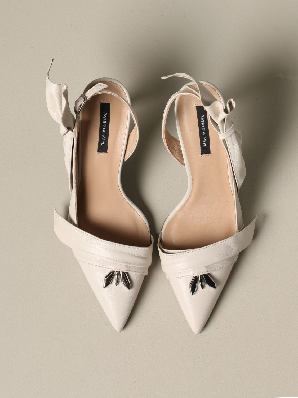 鞋 女士 Patrizia Pepe 奶油黄 3