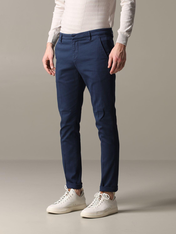 LISTINO 230,00€ Dondup Pantalone Uomo Mod UP235 GAUBERT Nuovo e Originale