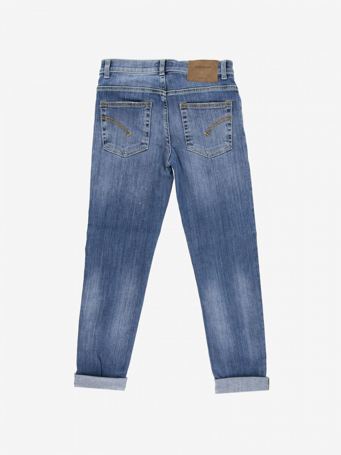 Jeans Dondup: Jeans kids Dondup stone washed 2