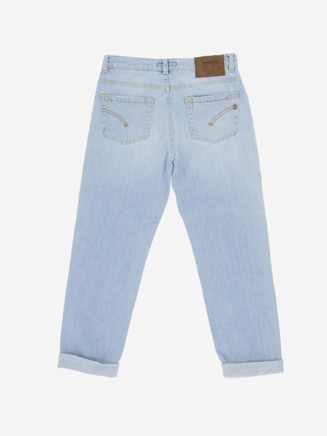 Jeans Dondup: Jeans Brighton Dondup con rotture sstb 2