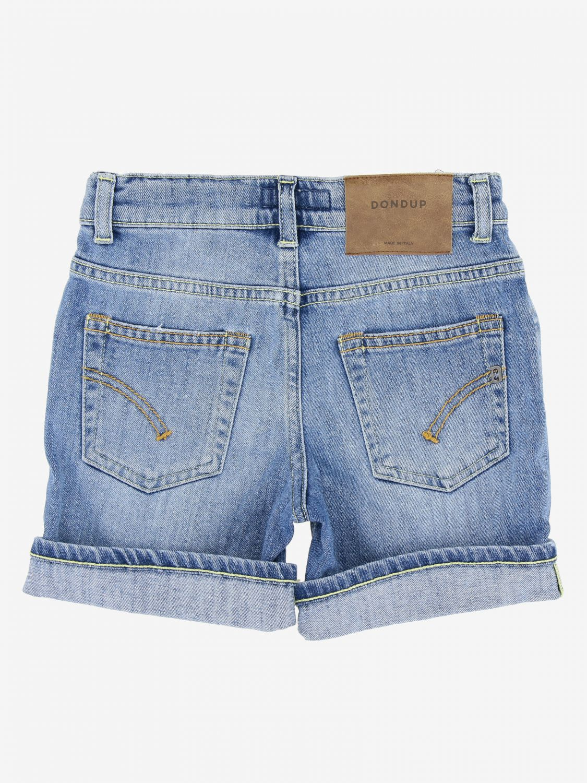 5-pocket Derick Dondup shorts blue 2