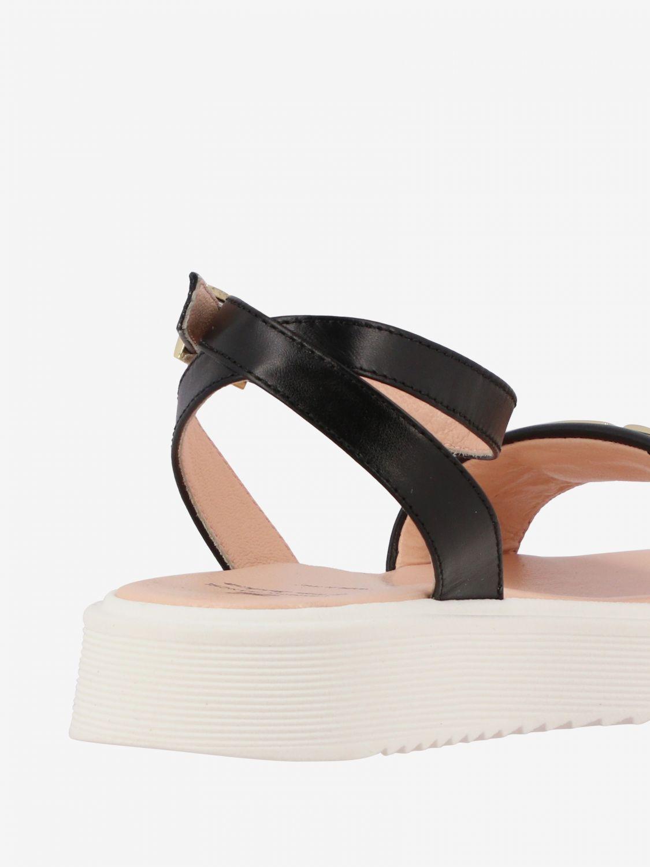 Shoes kids Elisabetta Franchi black 5